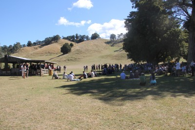Smedley 2nd Flat crowd