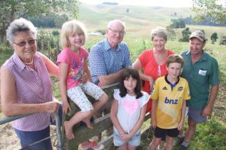 Dandaloo family4